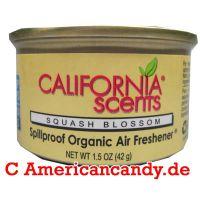 California Scents Lufterfrischer Squash Blossom