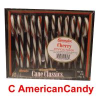 Spangler Candy Canes Cherry 170g