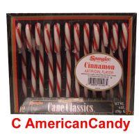 Spangler Candy Canes Cinnamon 170g