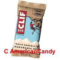 Clif Bar Energy Bar White Chocolate Macadamia Nut