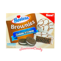 Hostess Brownies Cookies' n Creme (6 single Brownies) 246g