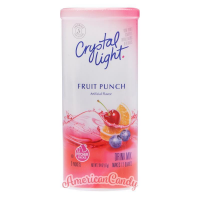 Crystal Light Natural Fruit Punch