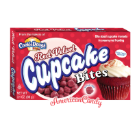 Red Velvet Cupcake Bites Theater Box