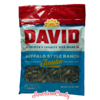 David Sunflower Seeds Buffalo Style Ranch 149g