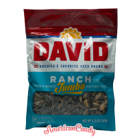 David Sunflower Seeds Ranch 149g