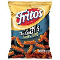 Fritos Flavor Twists Honey BBQ