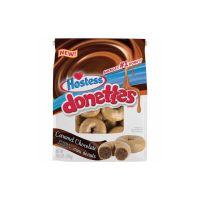 Hostess Donettes Caramel Chocolate Mini Donuts