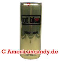 Hot Blood Energy Drink