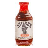 Stubb's Bar-B-Q Sauce Spicy 510g