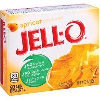 Jell-O Instant Pudding Gelatin Dessert Apricot