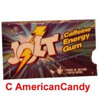 Jolt Caffeine Energy Gum Icymint