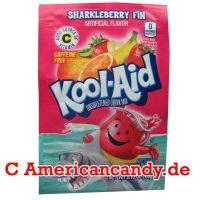 Kool Aid Sharkleberry Fin