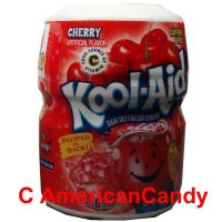 Kool Aid Barrel Cherry 538g