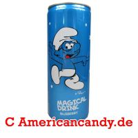 THE SMURFS Magical Soft Drink incl. Pfand