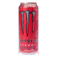 Monster Ultra Red Energy Drink 500 ml