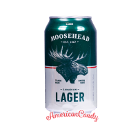 Moosehead Canadian Lager Beer
