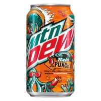 Mountain Dew Baja Punch