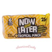 Now and Later Chewy Tropical Punch Chews