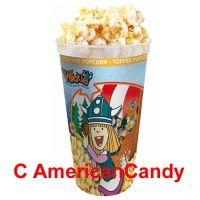 Wickie TOFFEE Popcorn 75g