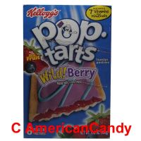 Pop Tarts Wildberry (2 Toast-Taschen)