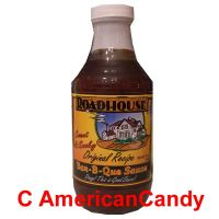 Roadhouse Sweet & Smoky Original Recipe BBQ Sauce 538g