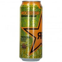 Rockstar Energy + Hemp Tropical Burst