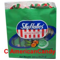 SkyFlakes Crackers Onion & Chives Flavor 200g
