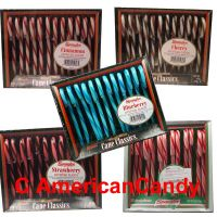 Weihnachts-Mix:  60 Spangler Candy Canes 850g