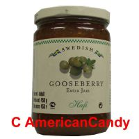 Swedish Jam Gooseberry 450g