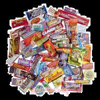 2x Adventskalender- & Weihnachtskalender Füllung (48 Sweets)
