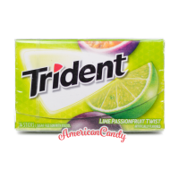 Trident Lime Passion Fruit Twist 14er