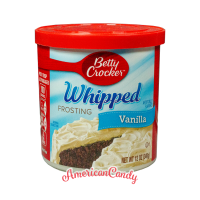 Betty Crocker Whipped Vanilla Frosting 340g