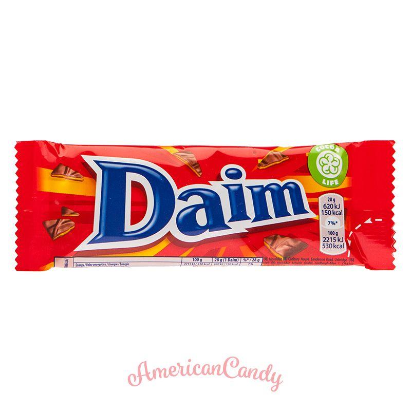 Daim Riegel