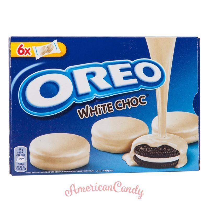 Oreo Bañadas | Oreo Banadas White Chocolate Creme Covered 264g Americancandy