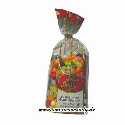 Jelly Belly Beans 49 Assorted Geschmäcker - 300g
