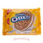Golden Oreo Sandwich Cookies 405g