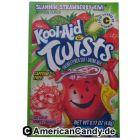 Kool Aid Twists Slammin' Strawberry Kiwi