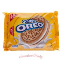 Golden Oreo Sandwich Cookies 405g