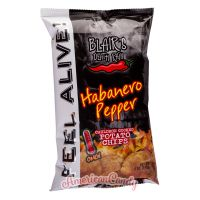 Blair's Death Rain Hot Habanero Chips 43g
