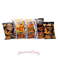 KNÜLLER  5 x Chips Mix USA
