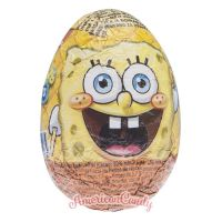 Sponge Bob Squarepants Chocolate Surprise Egg / Ü Ei