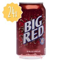 24x Big Red Soda