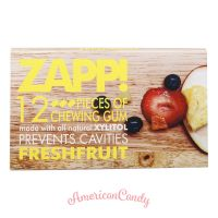 Zapp! Fresh Fruit