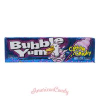 Bubble Yum Cotton Candy
