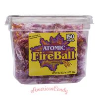 Atomic Fireballs Big Size Box 150 Stk.