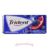 Trident Wild Blueberry Twist 18er