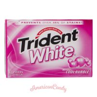Trident White Cool Bubble 12er