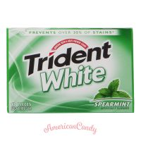 Trident White Spearmint 12er