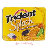 Trident Splash Citrus with Blackberry 9er