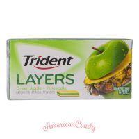 Trident Layers Green Apple + Golden Pineapple 14er